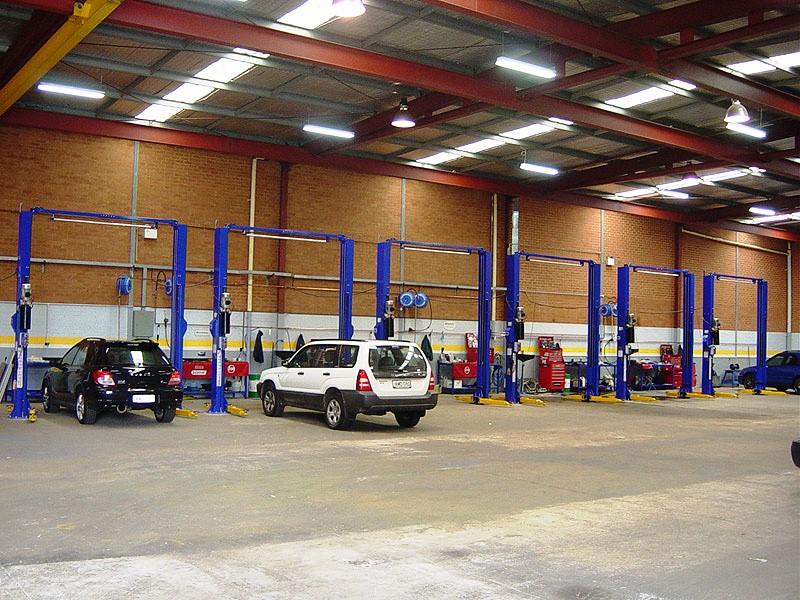 Xưởng sửa chữa và đại tu ô tô trên toàn quốc hình 2