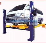 Cầu nâng 4 trụ - thiết bị nâng ô tô 4 trụ thủy lực