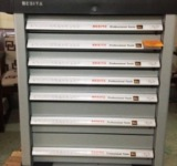 Tủ đồ nghề 7 ngăn chứa 228 chi tiết