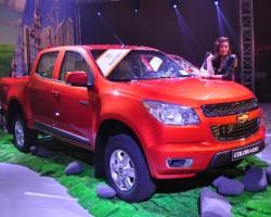 Chevrolet Colorado ra mắt phiên bản mới giá từ 600 Triệu