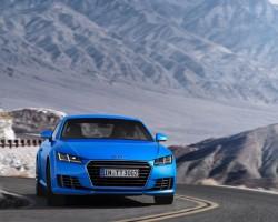 Đánh giá Audi TT 2016 chiếc coupe sự đột phá về công nghệ