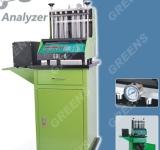 Máy kiểm tra kim phun xăng và làm sạch bằng sóng siêu âm Model GBL-6