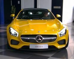 Ngắm siêu xe Mercesdes AMG GT-S tại Việt Nam