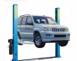 Quy trình vận hành cầu nâng ô tô 2 trụ